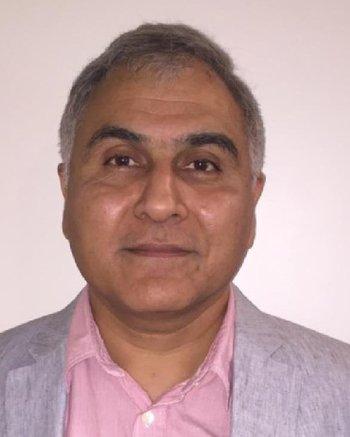 Walid Majid portrait