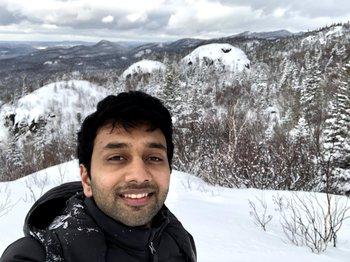 Sanjay Moudgalya portrait