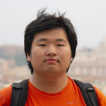 Linhao Ma, physics graduate student