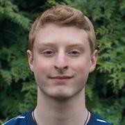 Ian MacMillan, physics graduate student