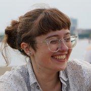 Physics graduate student, Simona Miller