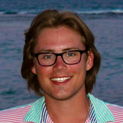 Daniel Murphy, physics graduate student