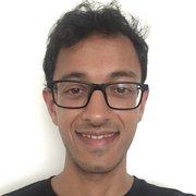 Abhishek Oswal portrait
