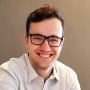 Physics graduate student, Ethan Payne