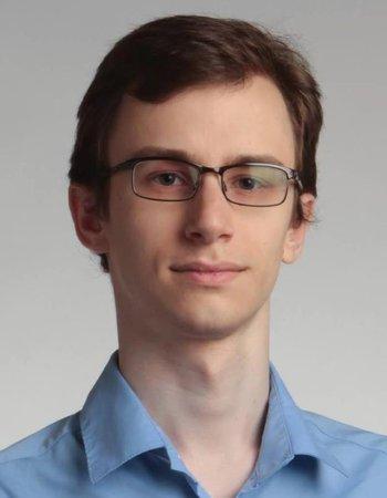 Graduate Student - Nikita Klimovich