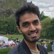 Sam Ponnada, astronomy graduate student