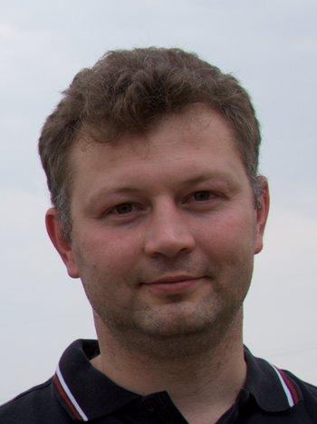 Nikolai Lauk portrait