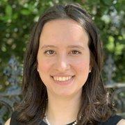 Rebecca Rousseau, physics graduate student