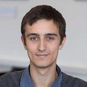Brian Seymour, physics graduate student