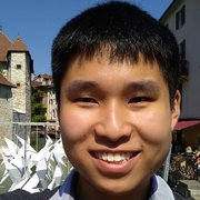 Raymond Tat, physics graduate student