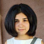 Physics graduate student, Sophia Tevosyan