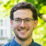 Daniel Van Beveren, physics graduate student