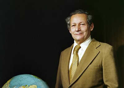 Photo of Victor M. Blanco