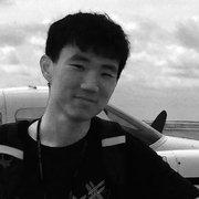 Zongyuan Wang, physics graduate student