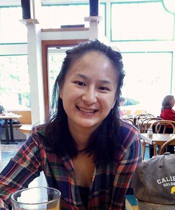 Astronomy graduate student, Samantha Wu