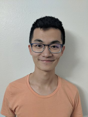 Yuping Huang, astronomy graduate student