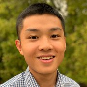 Christopher Yang, physics graduate student