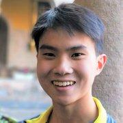 Phelan Yu, physics graduate student