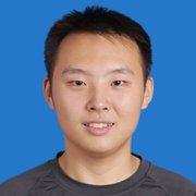 math graduate student, Jiaxin Zhang
