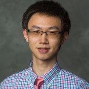 Yiwen Zhang, physics graduate student