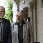 photo of Nobel Laureates Barry Barish and Kip Thorne