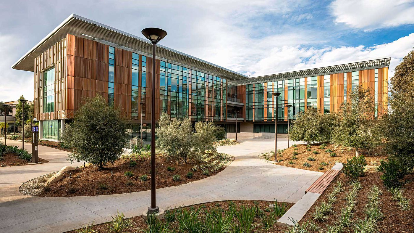 Chen Institute Building
