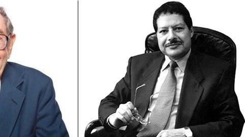 Harry Gray and Ahmed Zewail