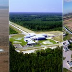 LIGO Hanford, LIGO Livingston and Virgo.