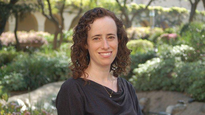 Portrait of Michelle Effros