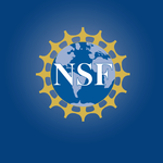 The logo of the National Science Foundation.