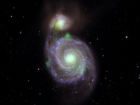 Whirpool galaxy