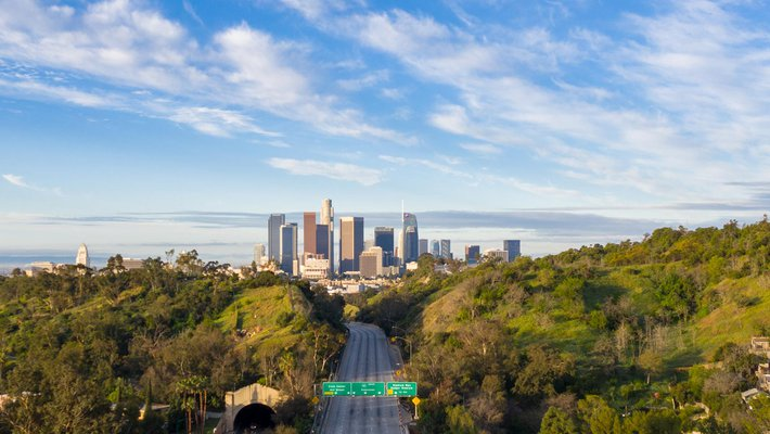 LA clean air