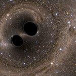Simulation of black hole data