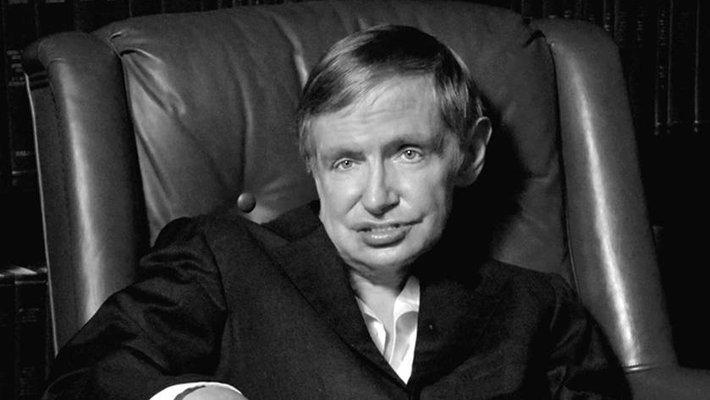 photo of Stephen Hawking