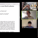 Vikram Ravi and colleagues in multi-user video chat