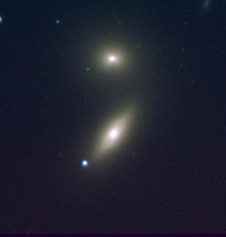 Image of a Type Ia supernova.