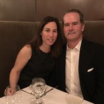 James Gerard with his wife, Karen.