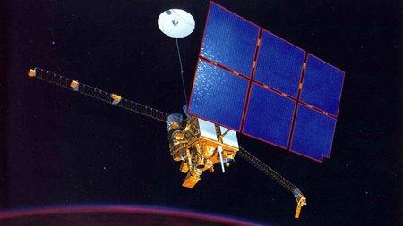 Mars Observer spacecraft